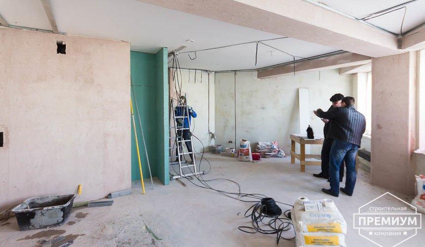 Дизайн интерьера и ремонт трехкомнатной квартиры по ул. Кузнечная 81 39