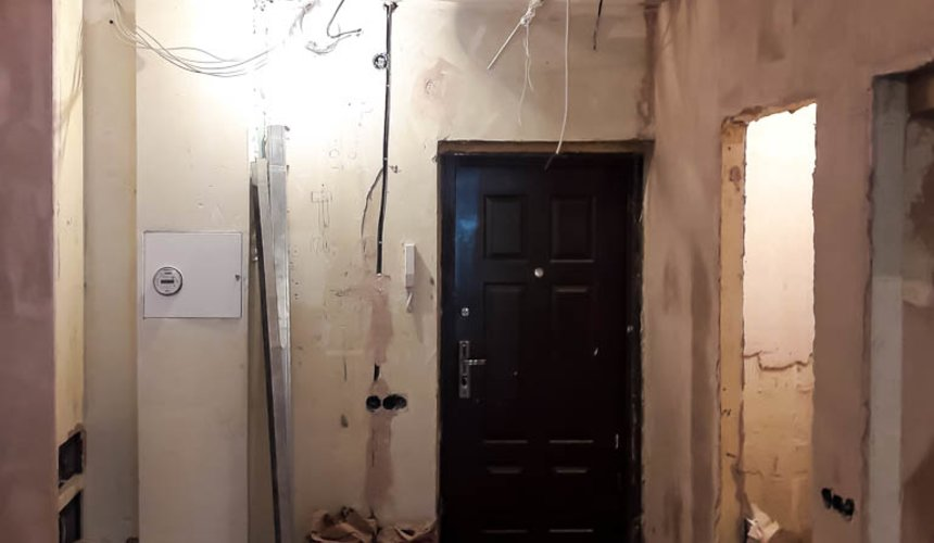 Дизайн интерьера и ремонт трехкомнатной квартиры по ул. Кузнечная 81 46