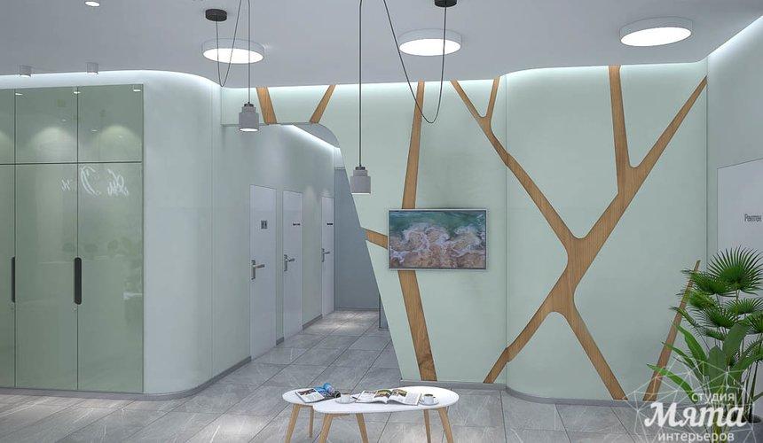Дизайн интерьера и ремонт стоматологической клиники в ЖК Лига Чемпионов 29