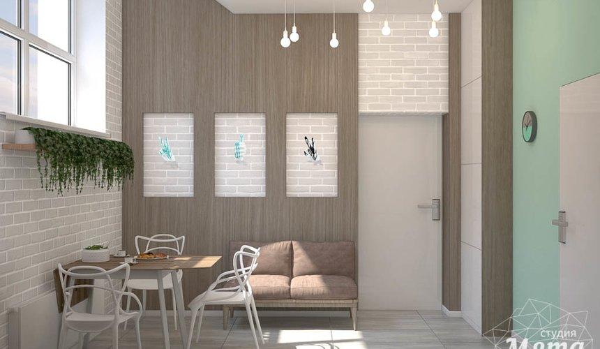 Дизайн интерьера и ремонт стоматологической клиники в ЖК Лига Чемпионов 21