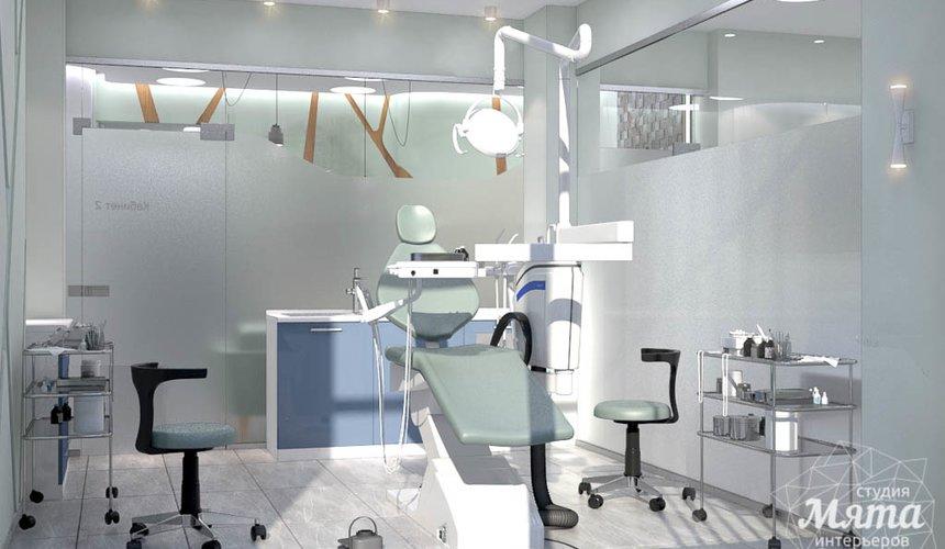 Дизайн интерьера и ремонт стоматологической клиники в ЖК Лига Чемпионов 14
