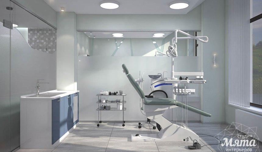 Дизайн интерьера стоматологии по ул. Шаумяна 87 14