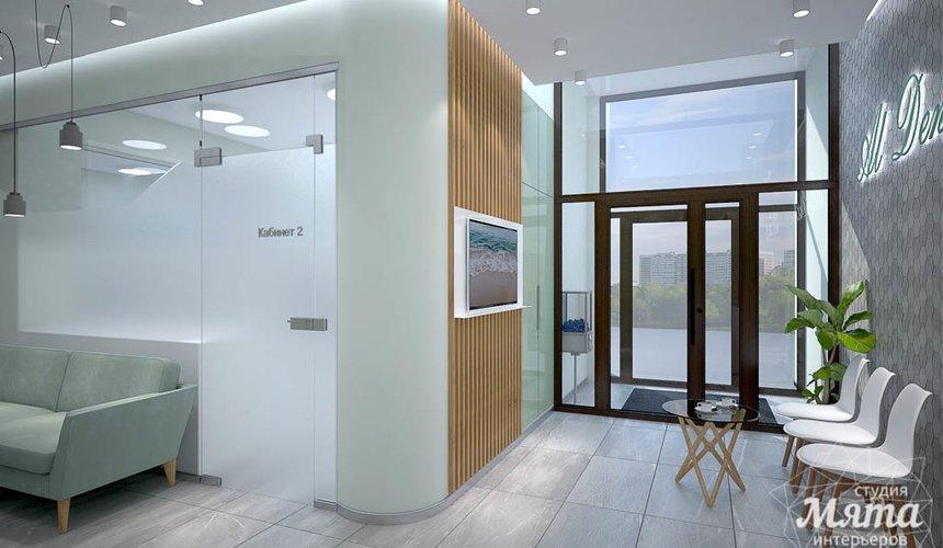 Дизайн интерьера и ремонт стоматологической клиники в ЖК Лига Чемпионов 30