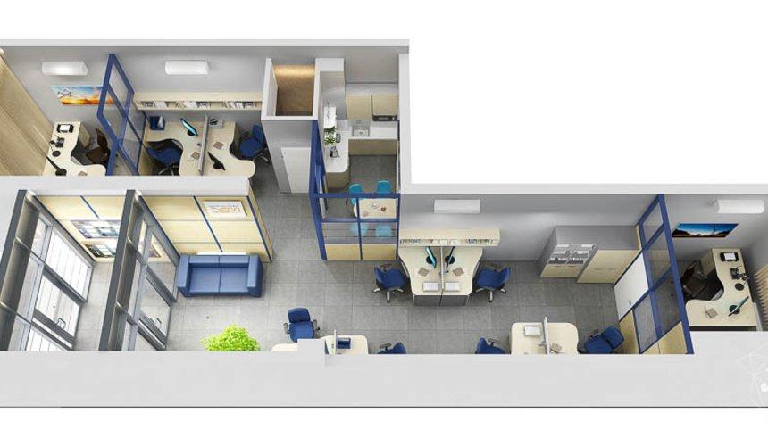 Дизайн интерьера офиса по ул. Чкалова 231 28