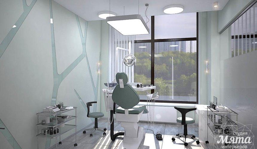 Дизайн интерьера стоматологии по ул. Шаумяна 87 18