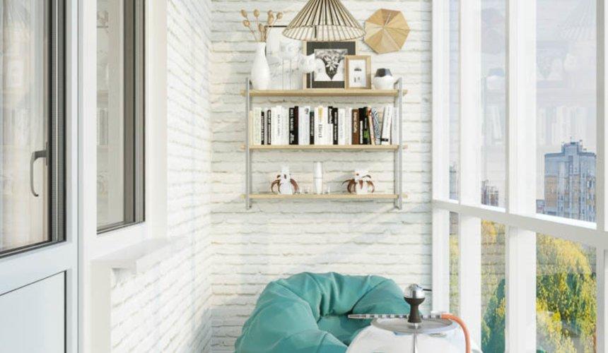Дизайн интерьера однокомнатной квартиры по ул. Ак. Семихатова 18 16