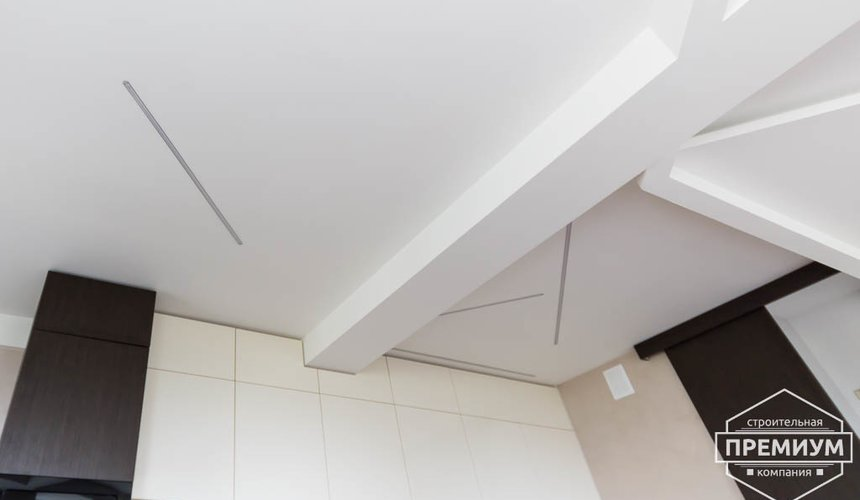 Дизайн интерьера и ремонт трехкомнатной квартиры по ул. Кузнечная 81 4