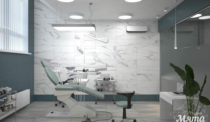 Дизайн интерьера стоматологии по ул. Шаумяна 87 7