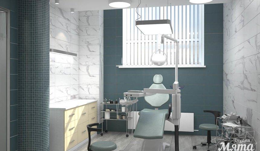 Дизайн интерьера стоматологии по ул. Шаумяна 87 4
