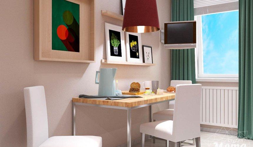 Дизайн интерьера трехкомнатной квартиры по ул. Куйбышева 102 9
