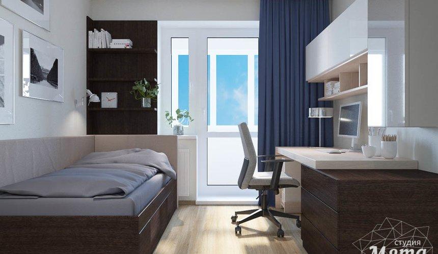 Дизайн интерьера трехкомнатной квартиры по ул. Куйбышева 102 11
