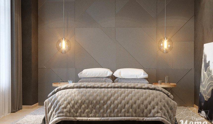 Дизайн интерьера однокомнатной квартиры в ЖК Чемпион Парк 10