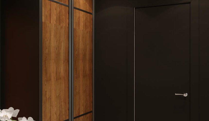 Дизайн интерьера однокомнатной квартиры в ЖК Чемпион Парк 19
