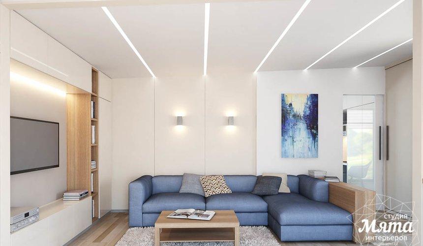 Дизайн интерьера модульного дома в п. Новое Созвездие 4
