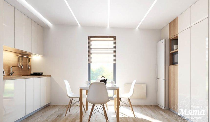 Дизайн интерьера модульного дома в п. Новое Созвездие 6
