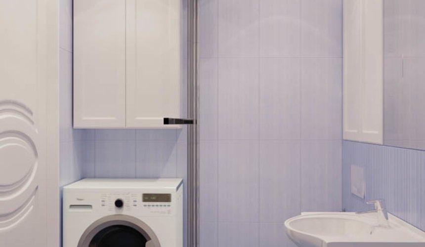Дизайн интерьера однокомнатной квартиры в ЖК Солнечный Остров 13