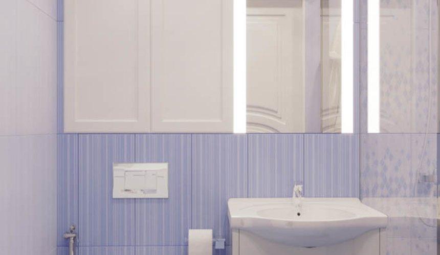 Дизайн интерьера однокомнатной квартиры в ЖК Солнечный Остров 14