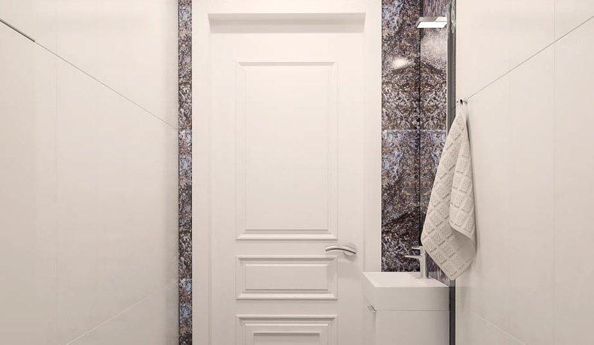 Дизайн интерьера трехкомнатной квартиры в ЖК Малевич 15