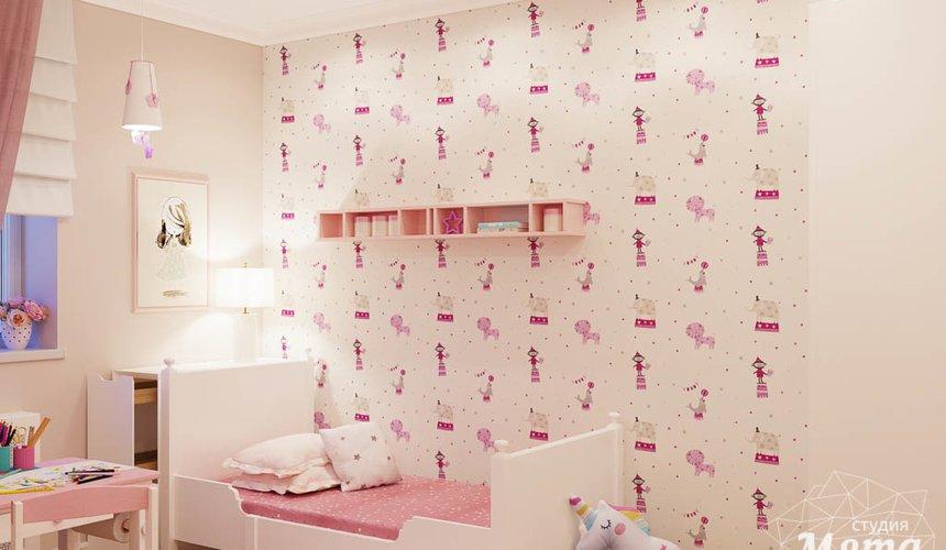 Дизайн интерьера трехкомнатной квартиры по ул. Фурманова 103 19