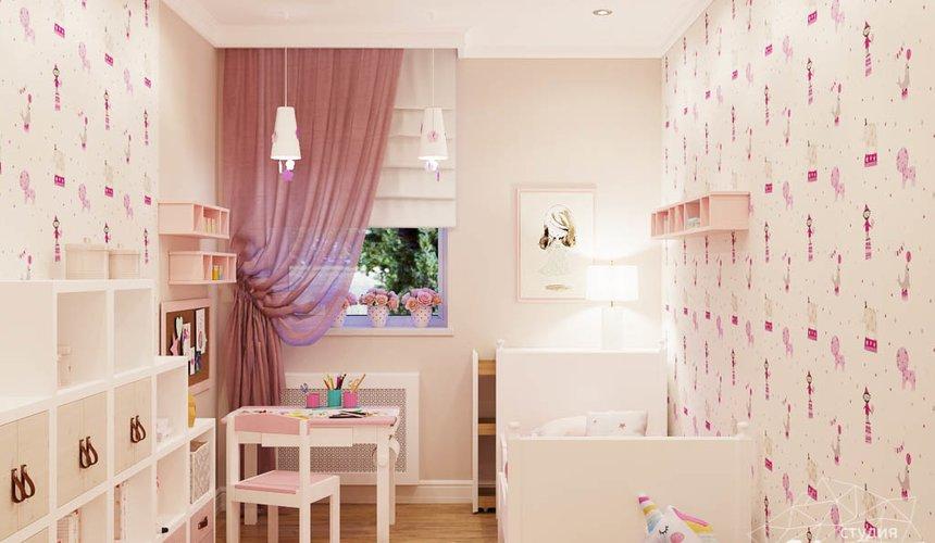 Дизайн интерьера трехкомнатной квартиры по ул. Фурманова 103 20