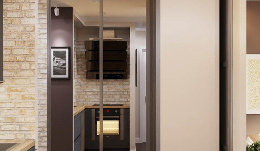 Дизайн интерьера трехкомнатной квартиры по ул. Фурманова 103 7