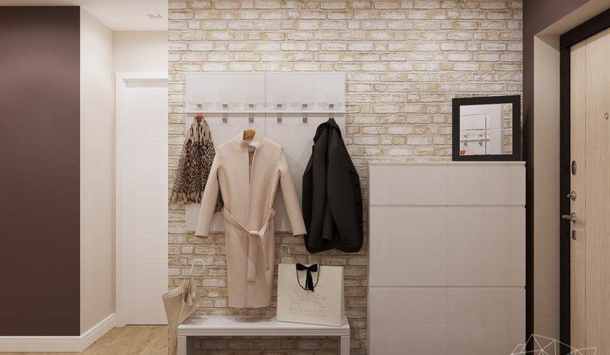 Дизайн интерьера трехкомнатной квартиры по ул. Фурманова 103 8