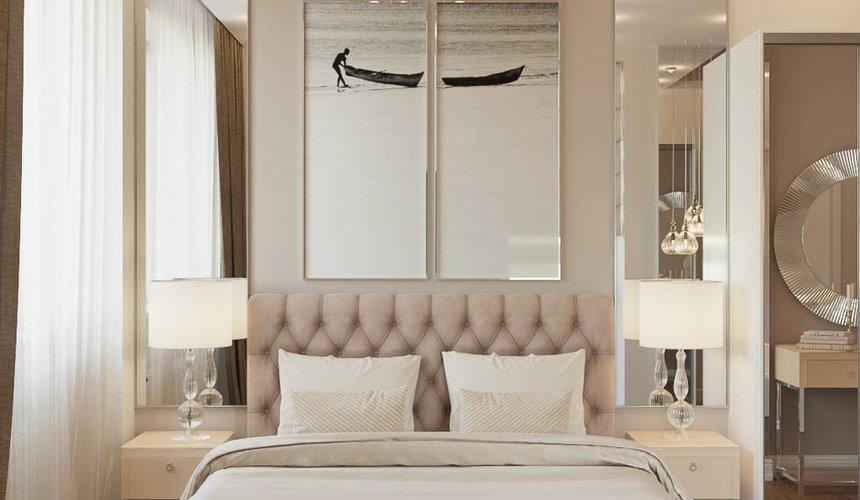 Дизайн интерьера трехкомнатной квартиры по ул. Фурманова 103 14