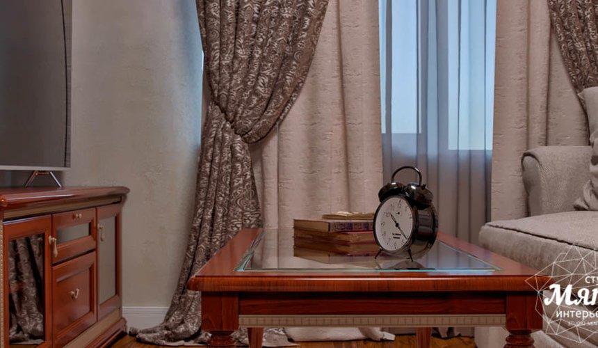 Дизайн интерьера коттеджа в п. Брусника 3