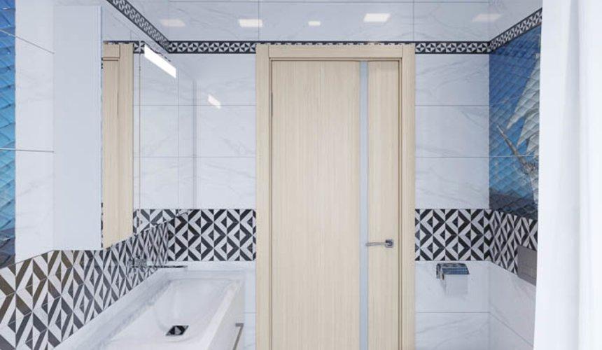 Дизайн интерьера ванных комнат для коттеджа в г. Салехард 13