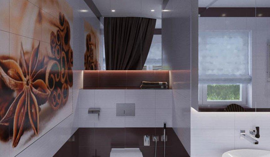 Дизайн интерьера ванных комнат для коттеджа в г. Салехард 4