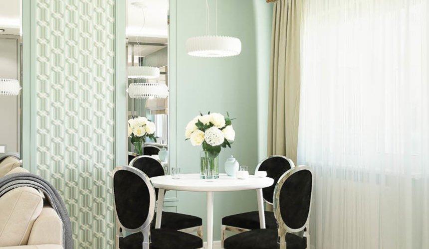 Дизайн интерьера однокомнатной квартиры пер. Встречный д. 5 2
