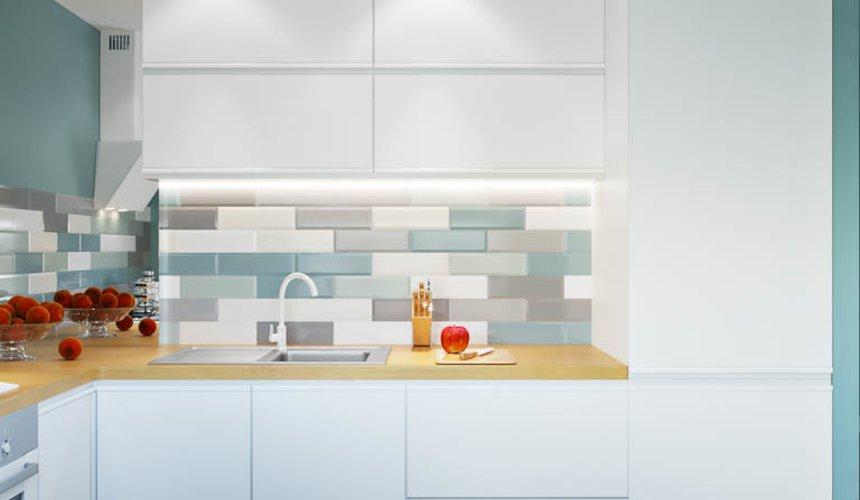 Дизайн интерьера однокомнатной квартиры пер. Встречный д. 5 9