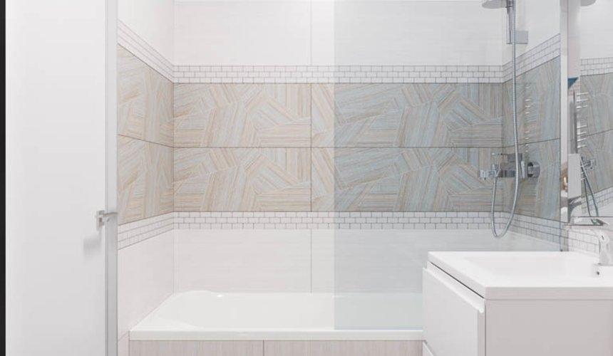 Дизайн интерьера однокомнатной квартиры пер. Встречный д. 5 15