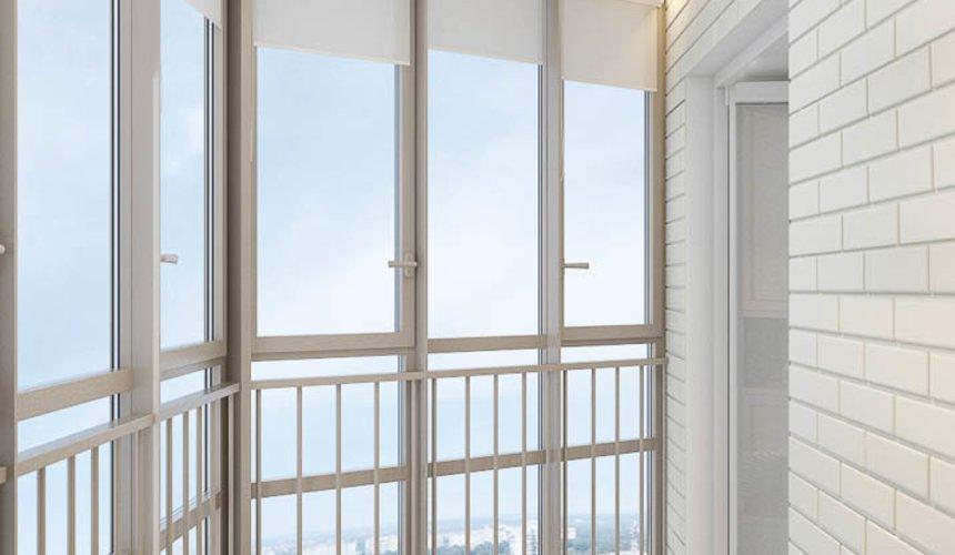 Дизайн интерьера гостиной и санузлов четырехкомнатной квартиры в ЖК Флагман 7