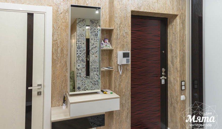 Дизайн интерьера и ремонт трехкомнатной квартиры по ул. Татищева 49 55