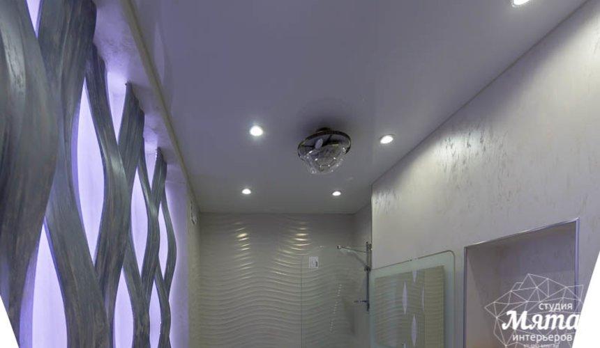 Дизайн интерьера и ремонт трехкомнатной квартиры по ул. Татищева 49 60