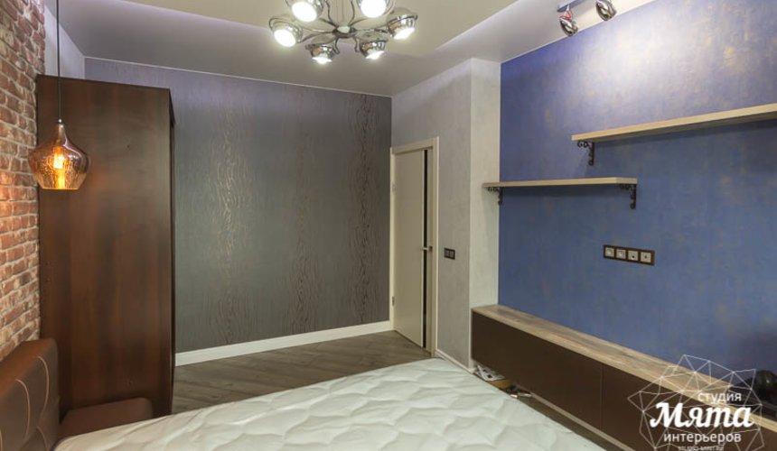 Дизайн интерьера и ремонт трехкомнатной квартиры по ул. Татищева 49 9