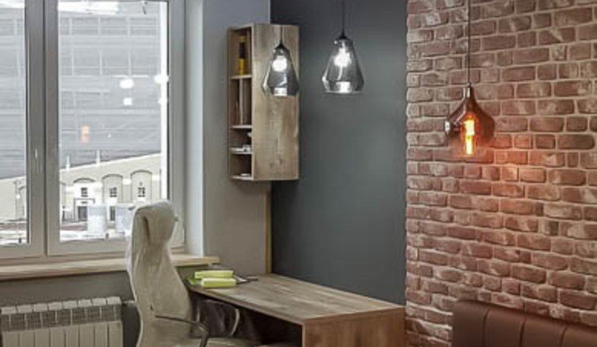 Дизайн интерьера и ремонт трехкомнатной квартиры по ул. Татищева 49 13