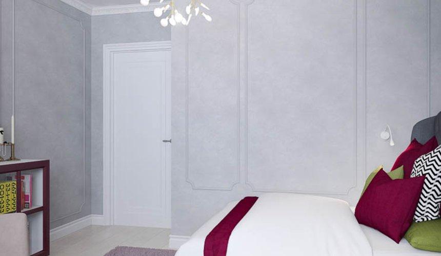 Дизайн интерьера четырехкомнатной квартиры по ул. Блюхера 41 19