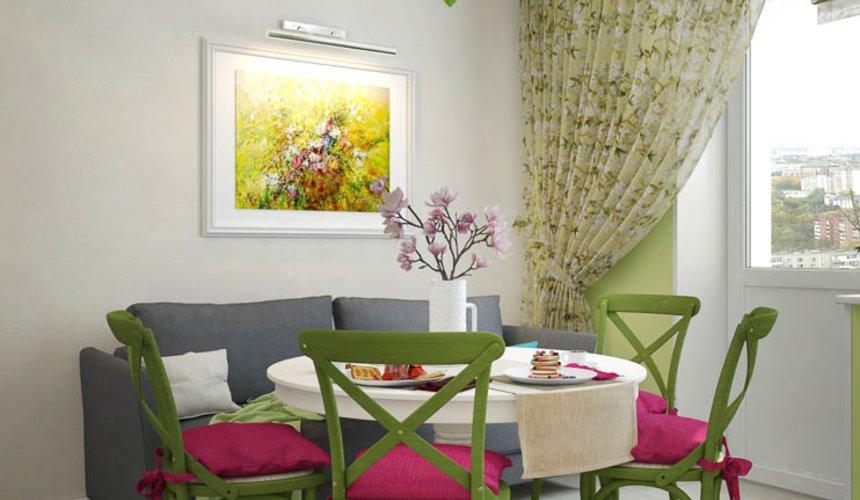 Дизайн интерьера четырехкомнатной квартиры по ул. Блюхера 41 9