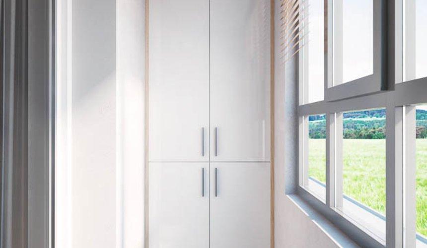 Дизайн интерьера двухкомнатной квартиры в ЖК Солнечный 8