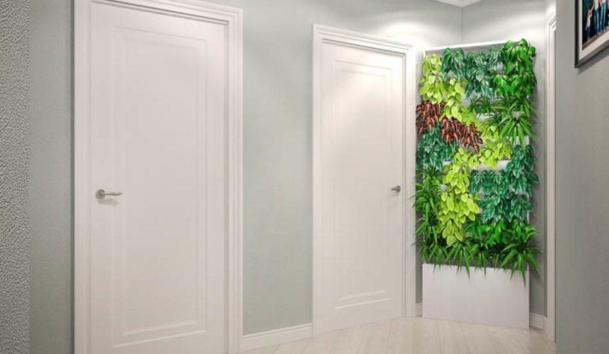 Дизайн интерьера четырехкомнатной квартиры по ул. Блюхера 41 28