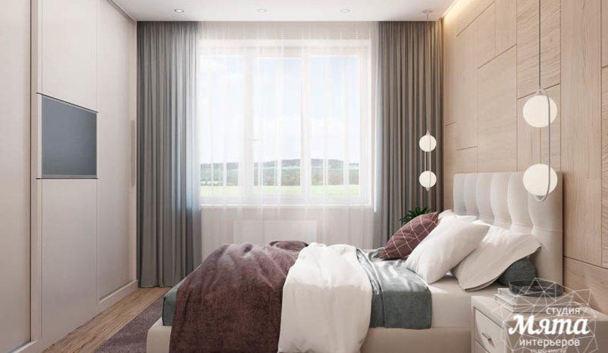 Дизайн интерьера двухкомнатной квартиры в ЖК Солнечный 14