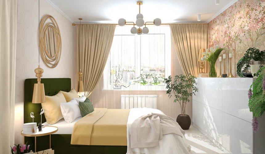 Дизайн интерьера четырехкомнатной квартиры по ул. Блюхера 41 34