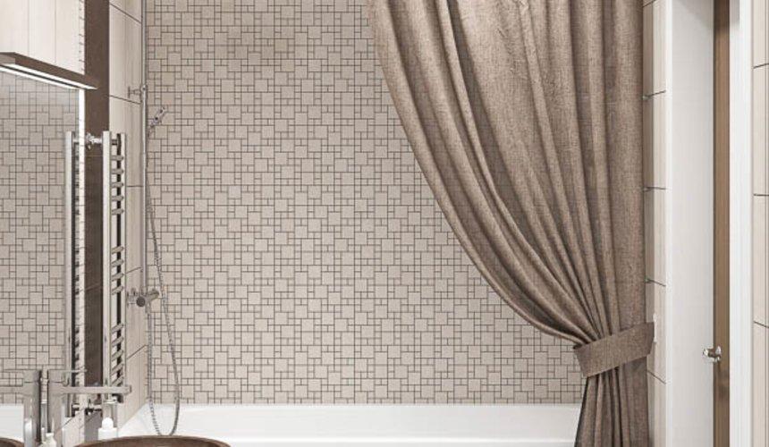 Дизайн интерьера двухкомнатной квартиры в ЖК Первый Николаевский 21