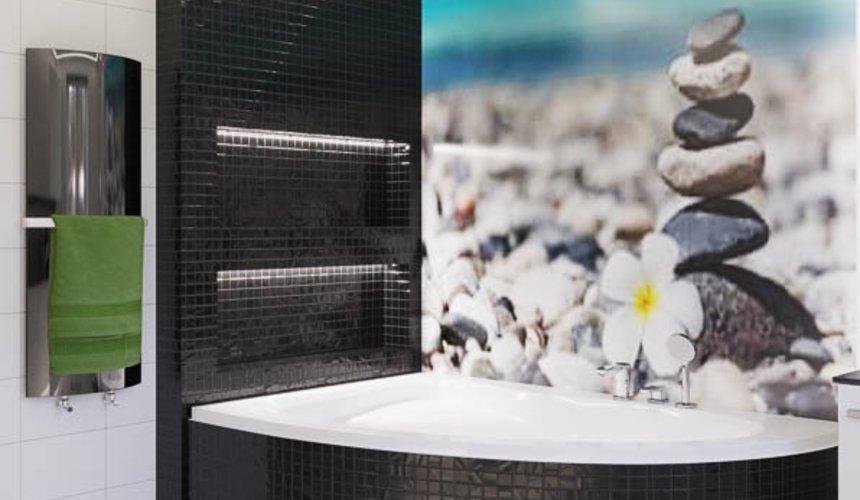 Дизайн интерьера ванной комнаты в г. Каменск-Уральский 3