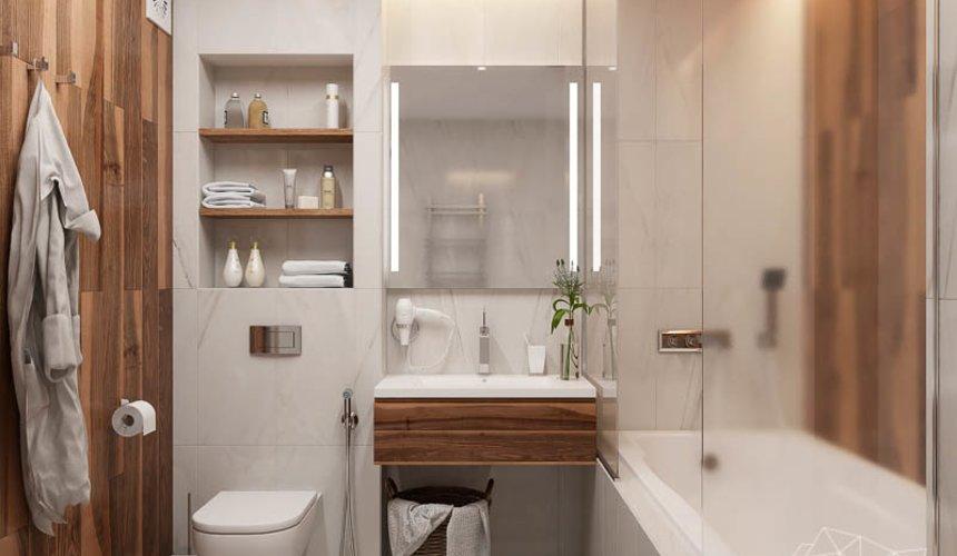 Дизайн интерьера четырехкомнатной квартиры по ул. Блюхера 45 10