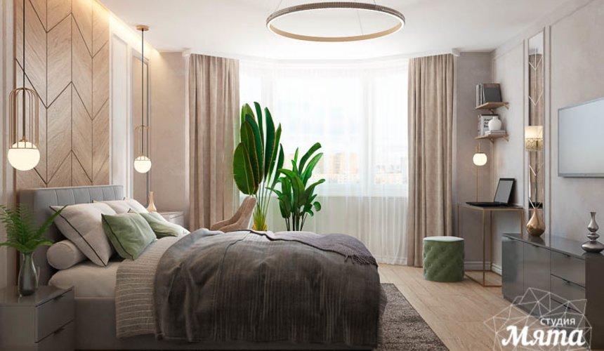 Дизайн интерьера четырехкомнатной квартиры по ул. Блюхера 45 13