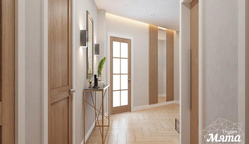 Дизайн интерьера четырехкомнатной квартиры по ул. Блюхера 45 23
