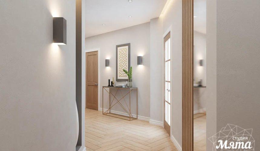 Дизайн интерьера четырехкомнатной квартиры по ул. Блюхера 45 24